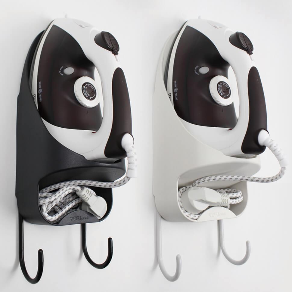 电熨斗和烫衣板挂架