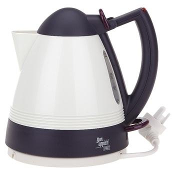 德国伟嘉塑胶电水壶 9501/9501.10 (2000W/1000W、1.0升、食品级塑料)