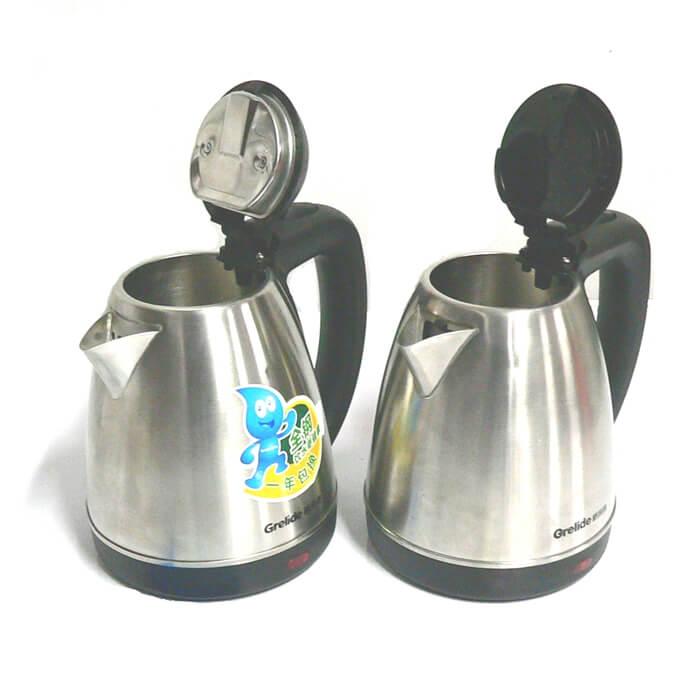 格来德电水壶 WKF-9301【全钢、304不锈钢盖、新款】