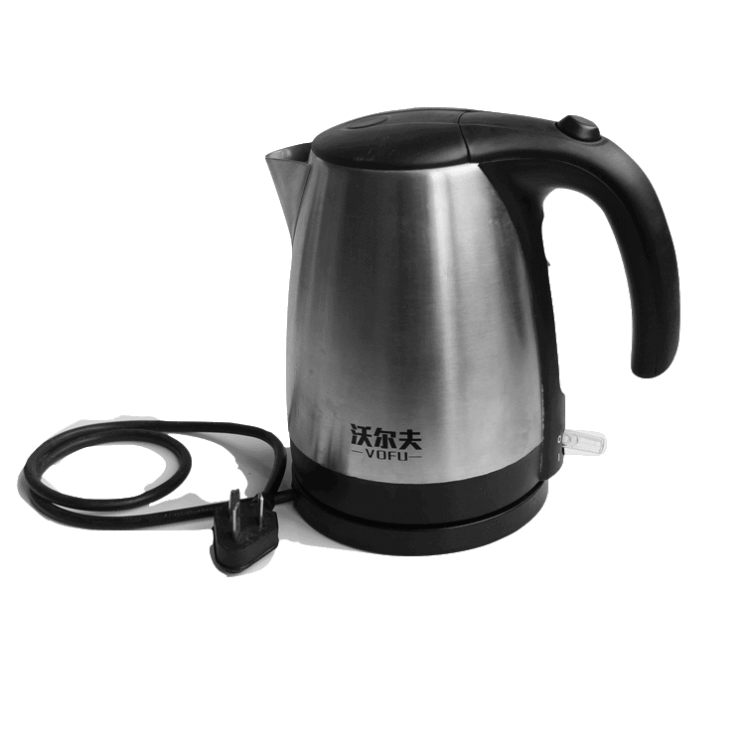 沃尔夫(VOFU) 电水壶 电热水壶 开热水器 暖水壶 不锈钢材质