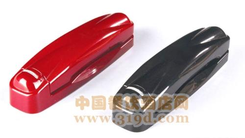 应急手电筒(壁挂式、红/黑/白、两节一号电池、210*55*55mm)