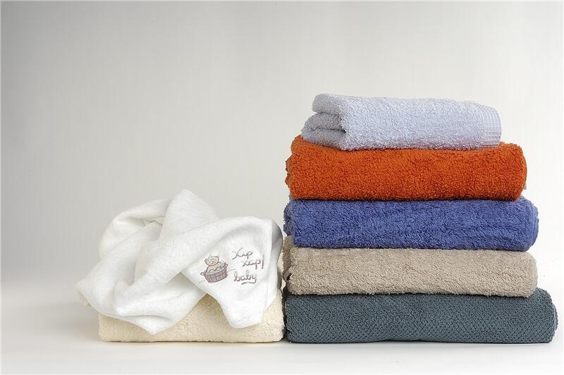 美足浴毛巾