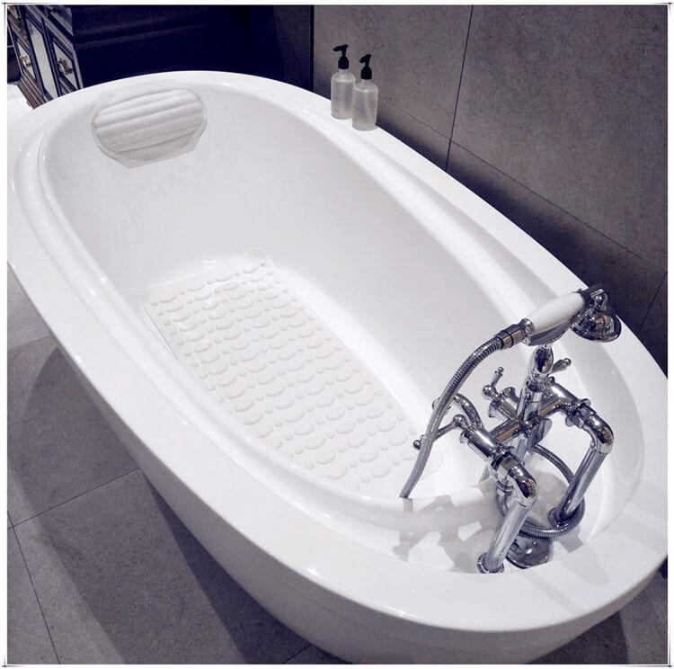 泡浴缸必备的防水防滑靠垫和坐垫